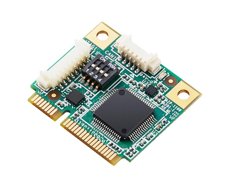 FARO-HS CANbus Module (Mini-PCIe Half-size)