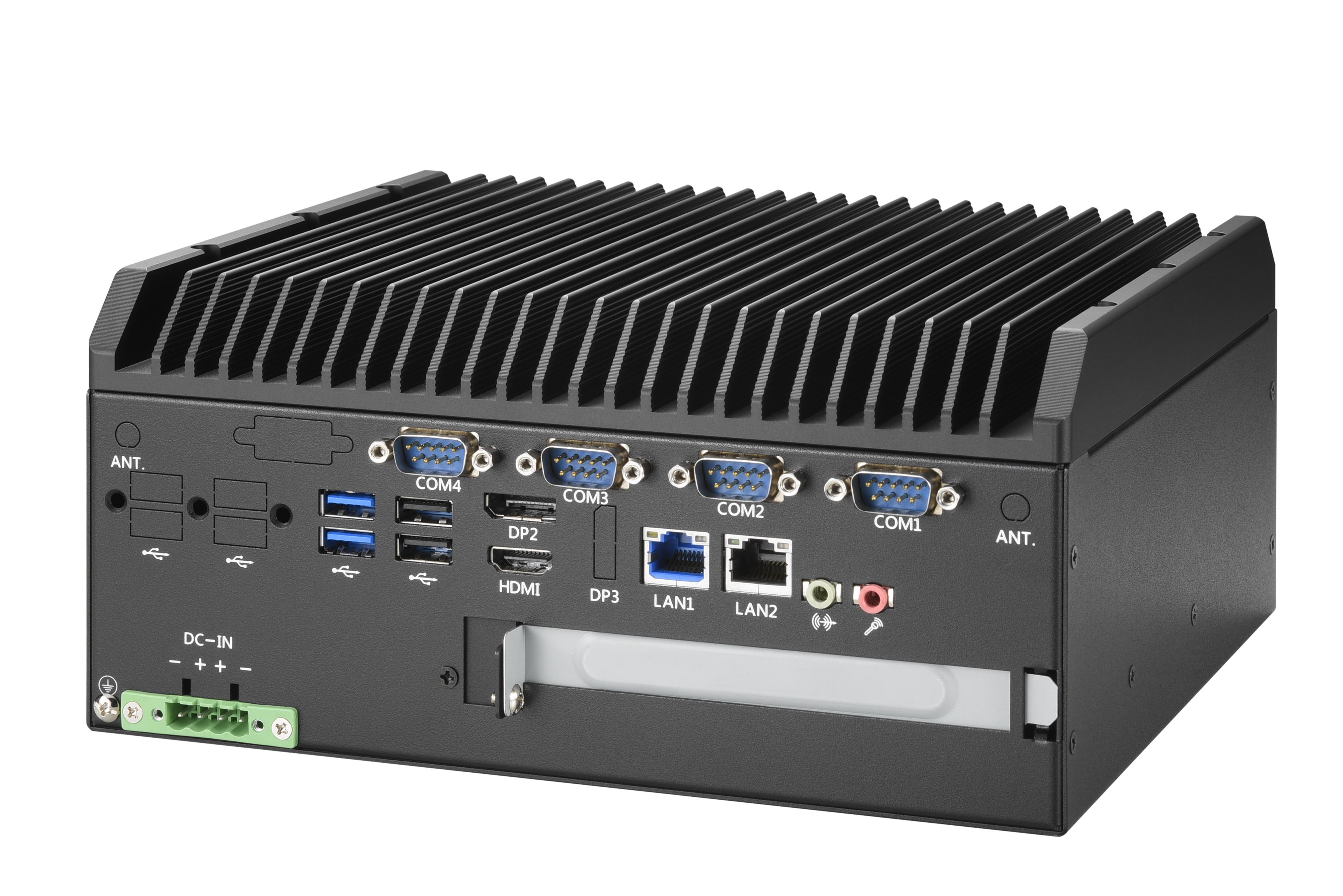 fanlessboxpc AIS-3023 Intel 10th Comet Lake-S H420E