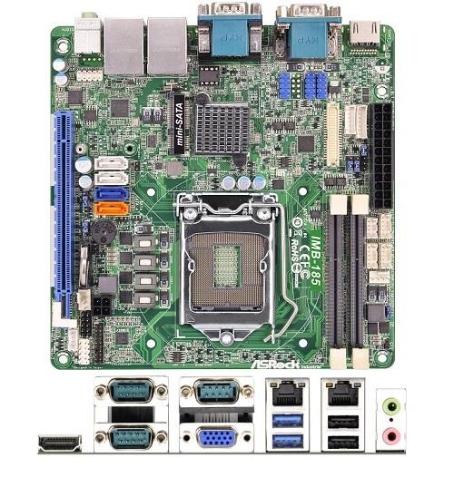 IMB-185 Intel Haswell