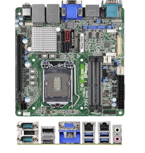 IMB-195 Intel Skylake-S